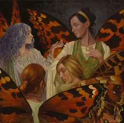 Butterfly-Ladies
