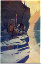 NC Wyeth the Indian in His Solitude 3