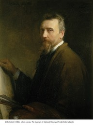 Self-Portrait, 1886