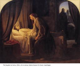 The Daughter of Jairus, 1863