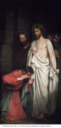 The Doubting Thomas, 1881
