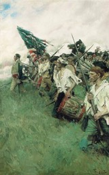 The Nation Makers  1903 - Howard Pyle resample
